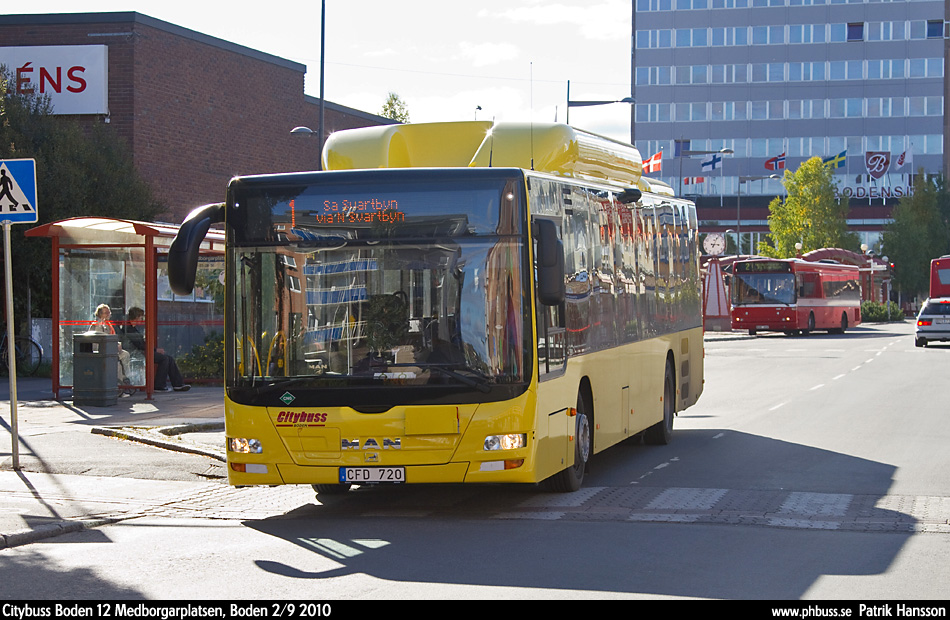 Citybuss boden for Boden in englisch
